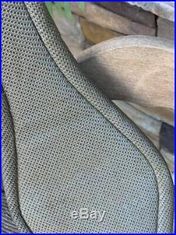 26 Softsides anatomic Dressage girth- Black, Clean, Quality