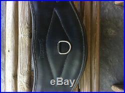 30 Ovation Comfort Dressage Girth- Black