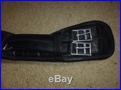 Albion Humane Dressage Girth black size 30 75cm