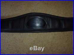 Albion Legend Short Dressage Girth black size 30 75cm anatomical