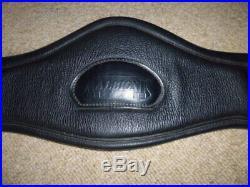 Albion Revelation Short Dressage Girth black size 26 65cm anatomical