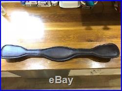 Amerigo Contoured Elastic Dressage Girth Brown 75 cm/30