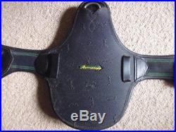 Amerigo Protector Short Dressage Stud Girth black size 65cm or 26