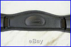 Brand New 30 Dark Havana Leather Albion Legend Dressage Girth