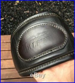 Brown 26 ALBION LEGEND Monoflap /Dressage girth NICE! Retail $250+