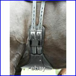 Busse Laurenza Anatomical Leather Dressage Girth