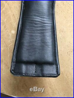County Saddlery Logic Dressage Girth, 34 inch, Black