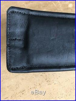 County Saddlery Logic Dressage Girth, 36 inch, Black