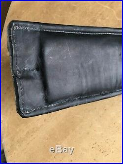 County Saddlery Logic Dressage Girth, 36 inch, Black Used