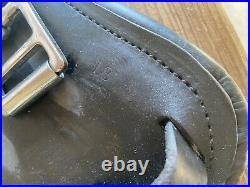 County Saddlery Logic Dressage Girth Black 18