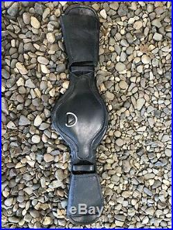 DK Dressage Girth Black 22