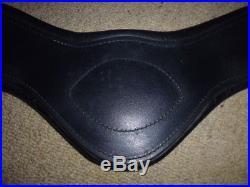 Fairfax Leather Dressage Girth black size 28 narrow gauge 70cm