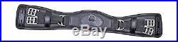 HKM Dressage 558069Leather Saddle Girth, S, braun