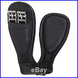 Harry Dabbs Platinum Dressage Girth Black 28