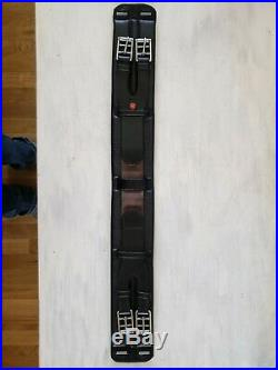 Hastilow Padded Dressage Girth 24 Black
