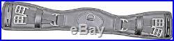 Hkm Dressage 558075 Leather Saddle Girth, Size S, Black