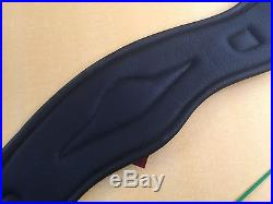 Jeffries 30 Pro Patent Leather Anatomical Shaped Dressage Girth