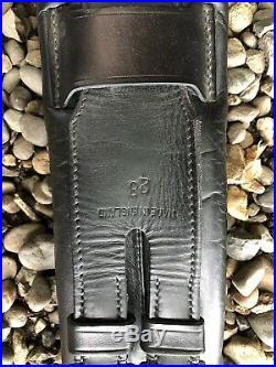 Leather Dressage Girth 28