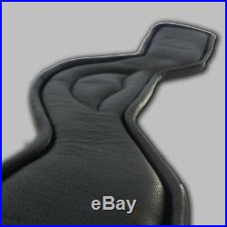 NEW Total Saddle Fit Shoulder Relief Dressage Girth Black 20