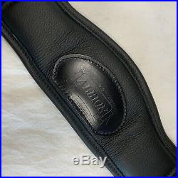 PRE-OWNED! Albion Dressage Girth Size 24 Black with tags