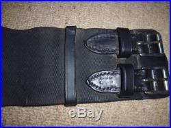 Passier Full Elastic Short Dressage Girth black size 55cm dressage