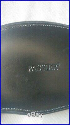Passier Leather Saddle Girth for Dressage Saddles