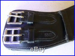Passier leather dressage girth Non Slip 22 55 cm