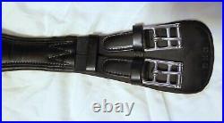 Prestige Anatomic Dressage Girth 32 (80 cm), Black NWOT. Retails for $220