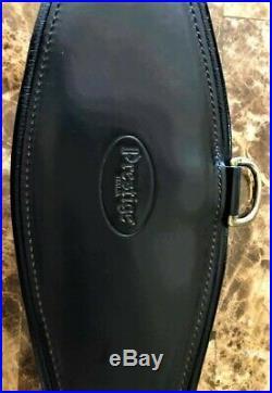 Prestige Dressage/English Italian Leather Girth Strap 28 EXCELLENT CONDITION