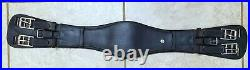 Schleese Saddlery Padded Leather Anatomical Dressage Girth 28