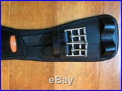 Schockemohle Pandora Anatomical Dressage Girth 75 cm / 29.5 Black Used