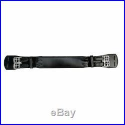 Toklat Silverleaf Standard Padded Dressage Girth with 2 Elastic Ends