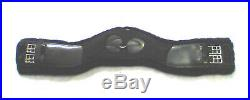Total Saddle Fit Shoulder Relief Girth, 32 leather Dressage with Sheepskin cover
